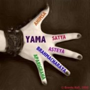 YAMAS: the Don'ts of Raja Yoga
